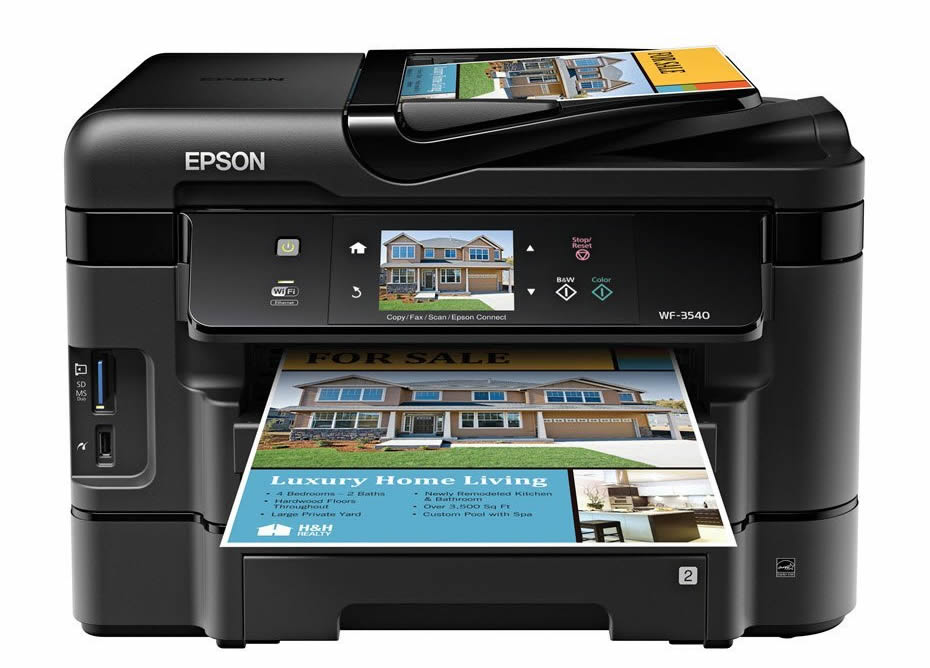 Epson Workforce 845
