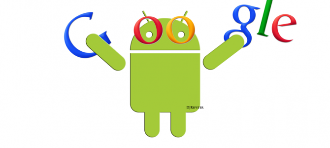 Google: Android peste tot!