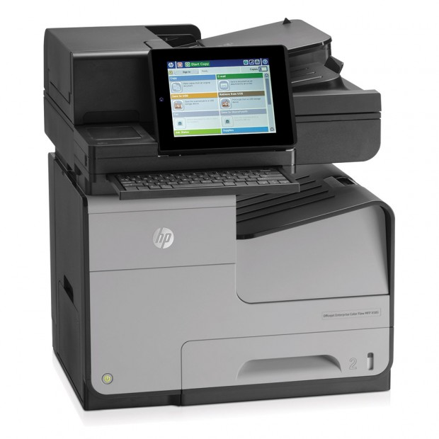 HP Officejet Enterprise Color Flow X585z