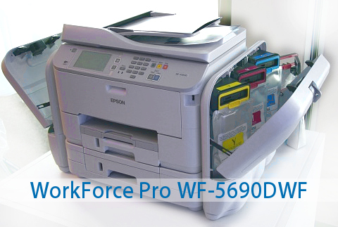 Imprimanta Epson WorkForce Pro WF-5690