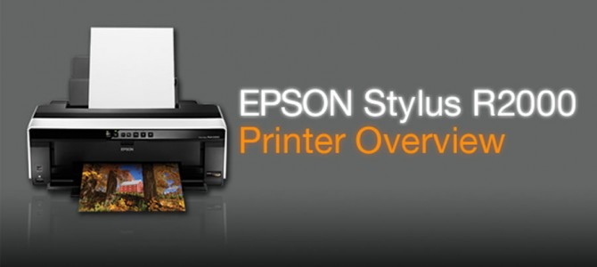 Imprimanta Epson Stylus Photo R2000