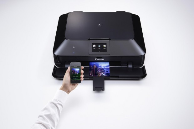 Printare Wireless la Canon PIXMA MG7150