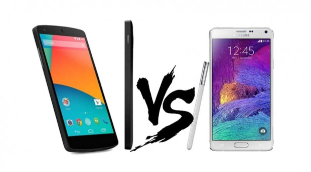 nexux6.vs.note4