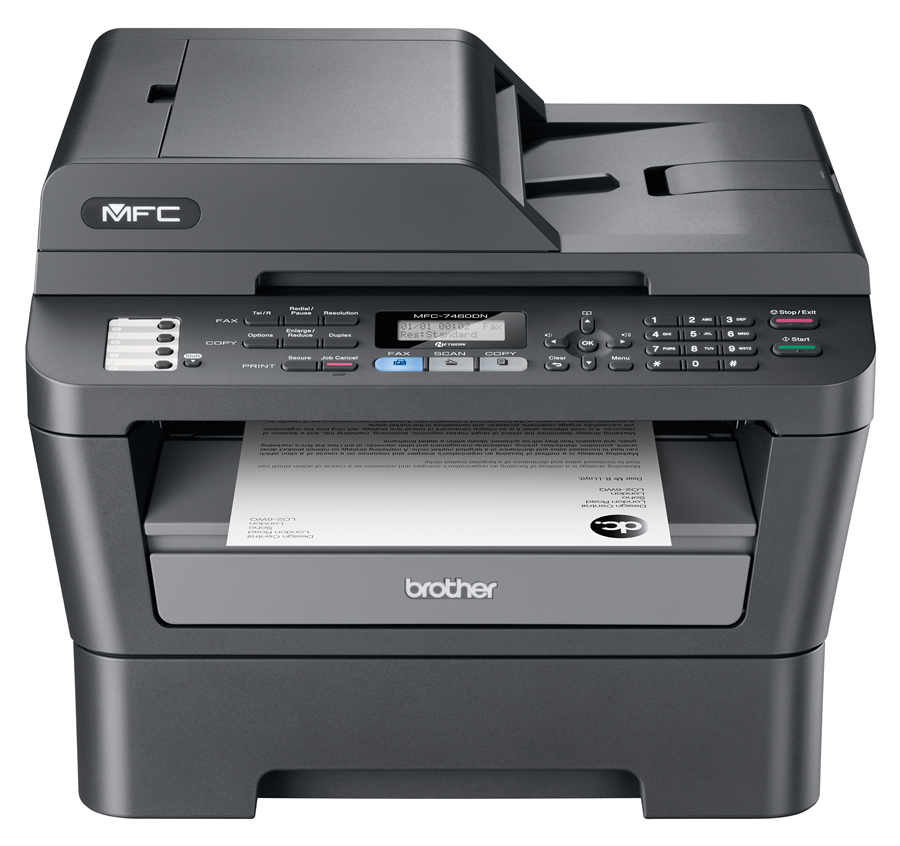 Imprimanta Brother MFC-7460DN