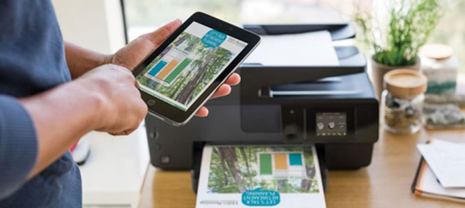 Imprimanta HP OfficeJet Pro 6830