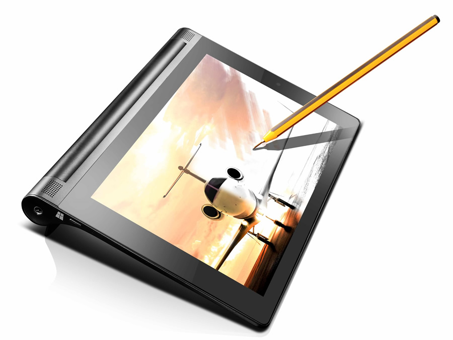Yoga Tablet 2 8 inci
