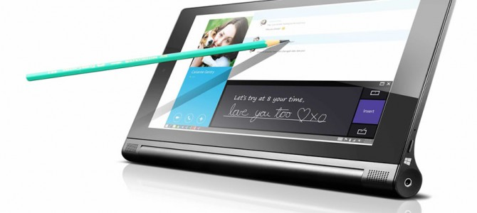 Yoga Tablet 2 AnyPen