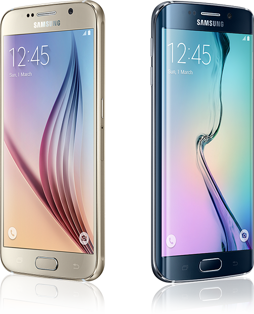 Samsung Galaxy S6 - S6 Edge