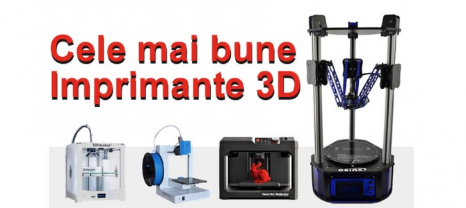 Top 10  imprimante 3D in 2015