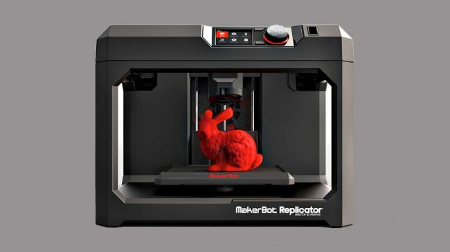 MakerBot Replicator 3D