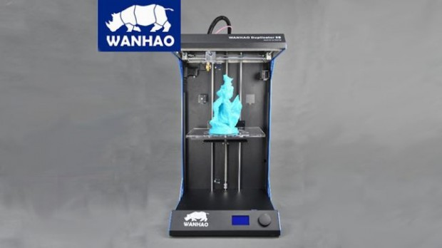 WanHao D5 3D Large