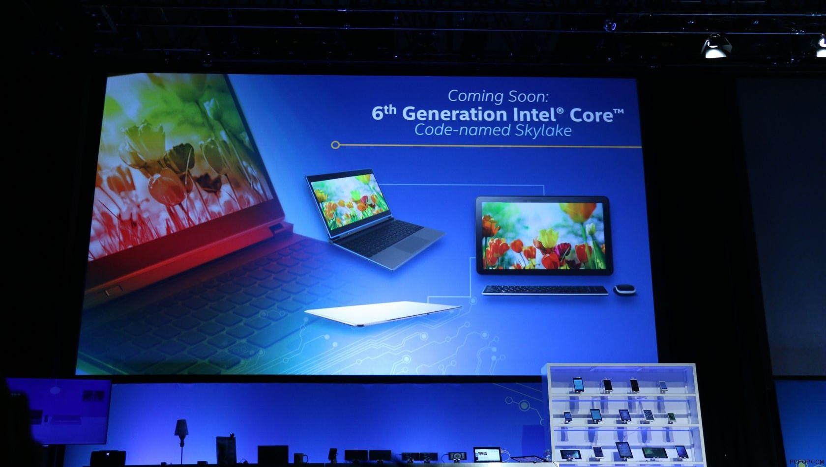 Intel Skylake for Windows 10
