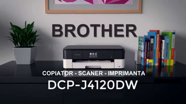 Cartus Cerneala Original - Brother DCP-J4120DW