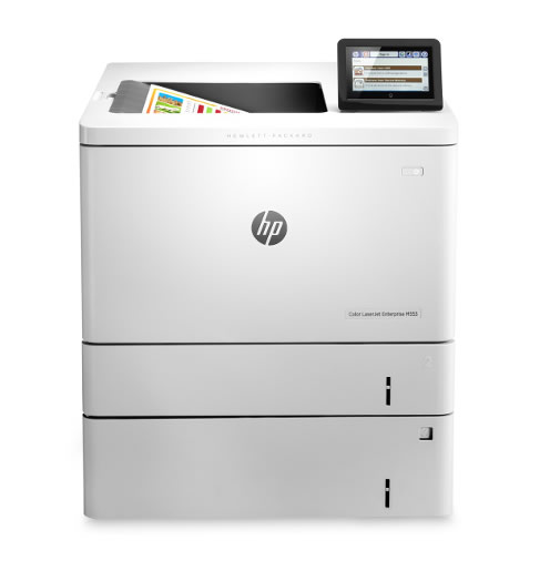 HP Color LaserJet 553X