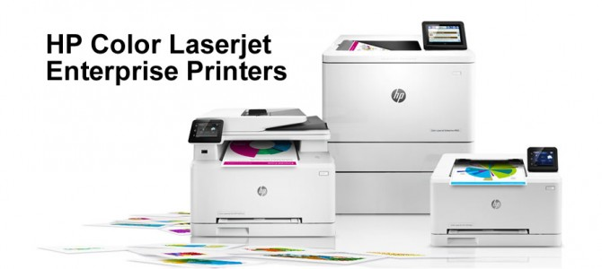 Imprimanta HP Color LaserJet M553X