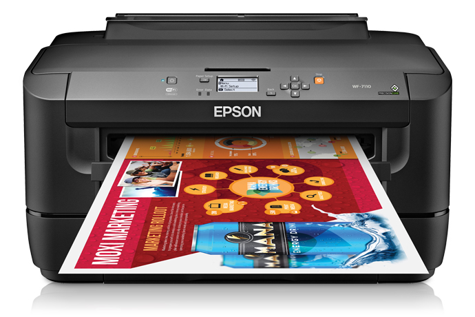 Imprimanta Epson WorkForce WF-7110TW