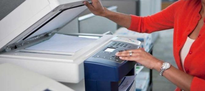 Imprimanta Multifunctionala Xerox WorkCentre 6505N